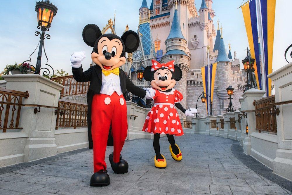 Paquetes de vacaciones 2021 para Walt Disney World Resort ahora están  disponibles para reservar - SiDisney